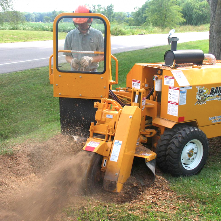 Portland Stump Grinding and Removal